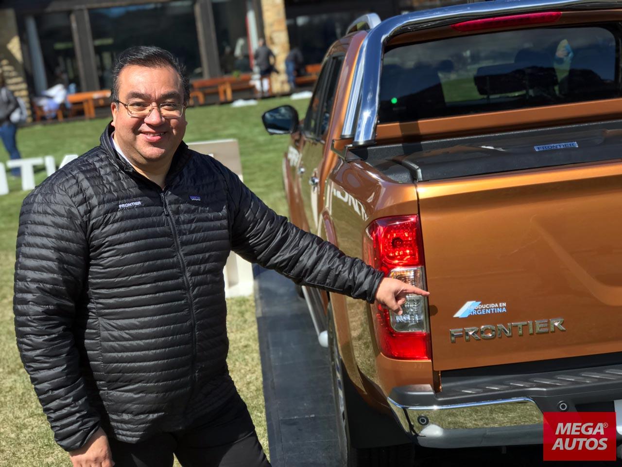 Ricardo Rodríguez, Nissan