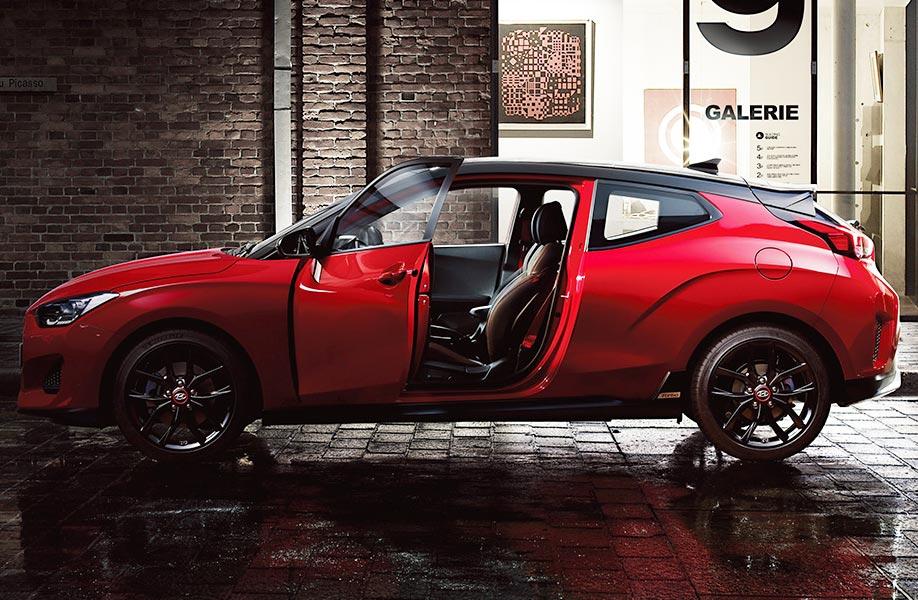 Nuevo Hyundai Veloster, arrancó la preventa