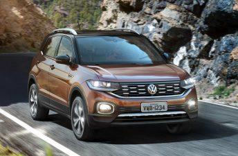 Volkswagen se prepara para la mayor ofensiva de SUVs de su historia