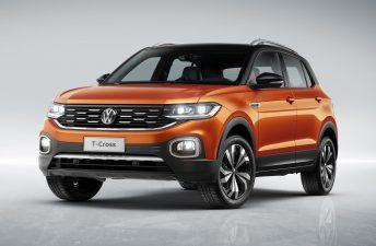 Máxima calificación de 5 estrellas LatinNCAP para el Volkswagen T-Cross