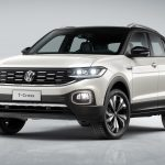 El Volkswagen T-Cross fue elegido como el mejor SUV de América Latina