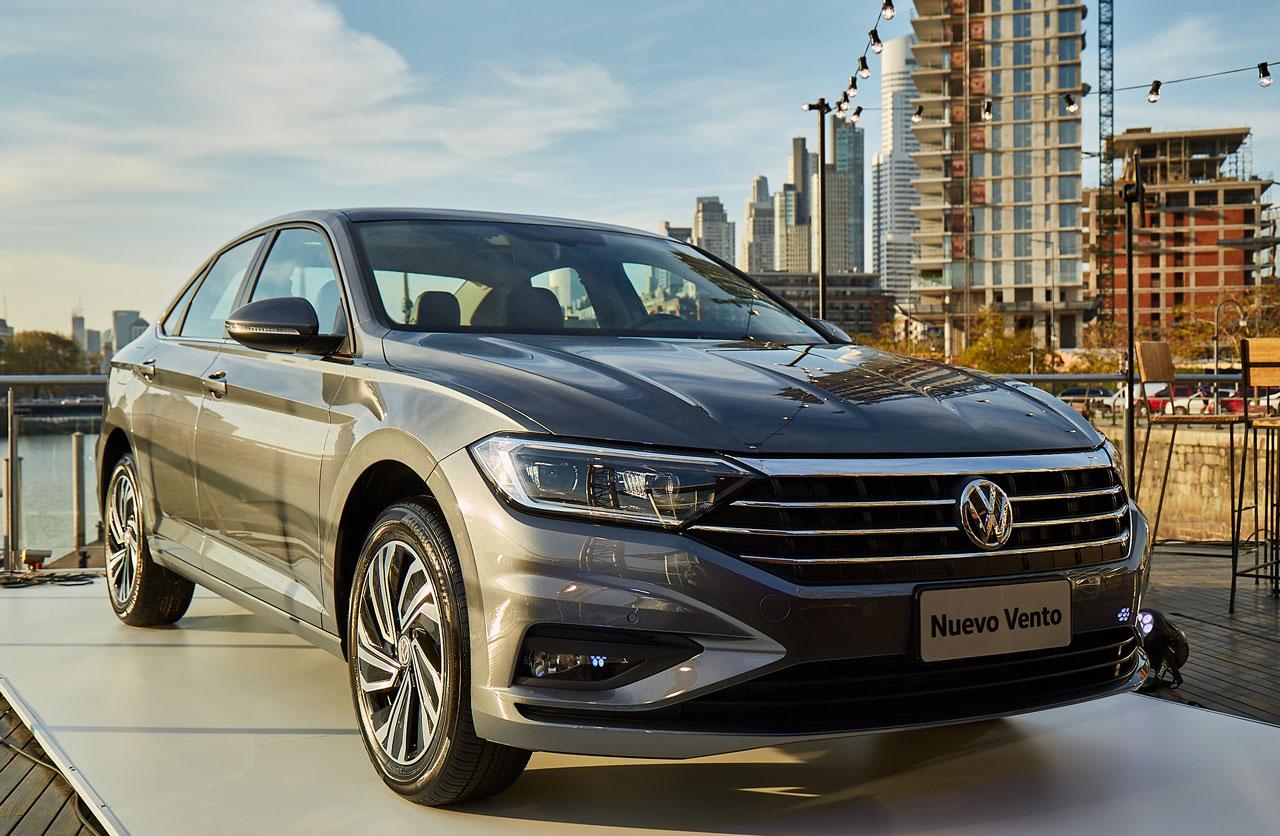 Primer contacto con el nuevo Volkswagen Vento