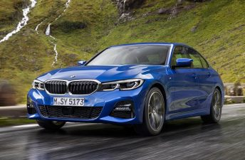Así es el nuevo BMW Serie 3