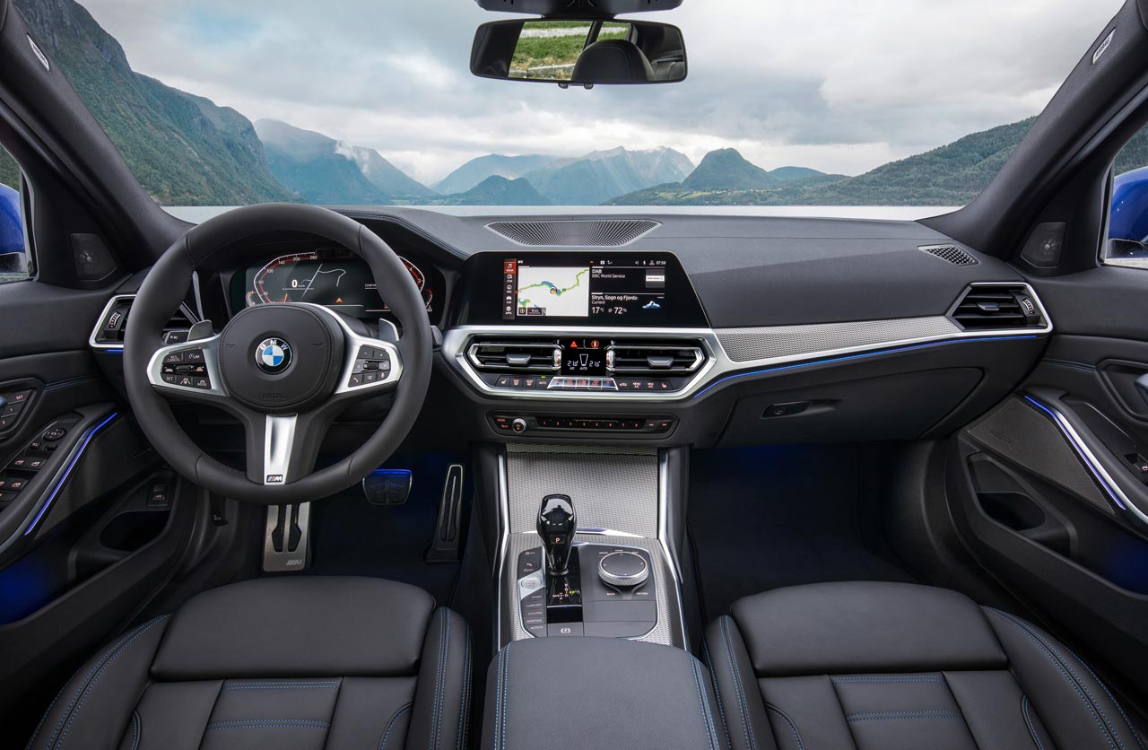 Interior BMW Serie 3 2019
