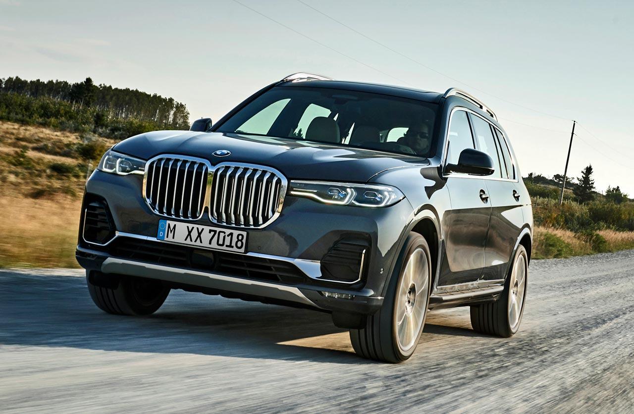 X7, el SUV más grande de BMW
