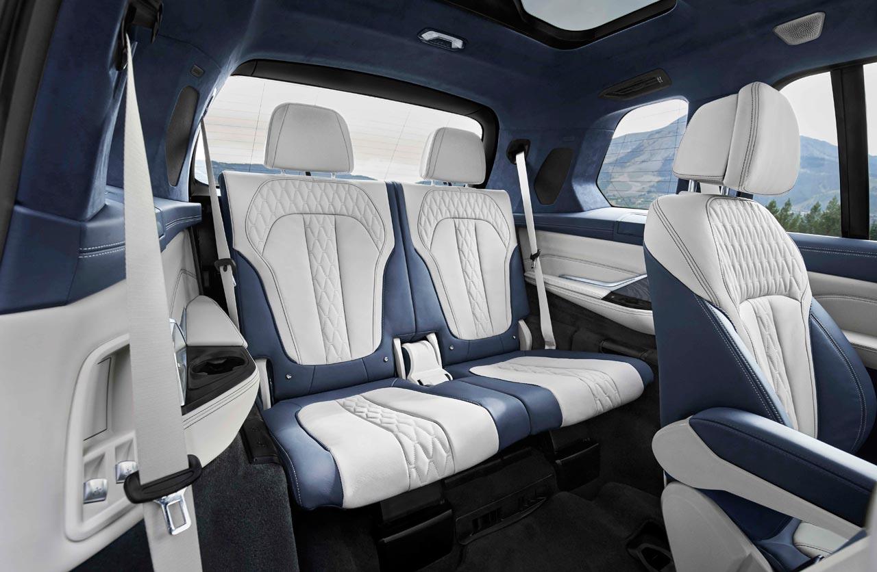 Interior BMW X7