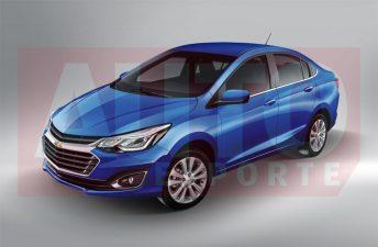 Más sobre el futuro Chevrolet Prisma