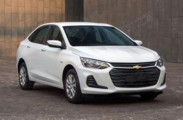 Chevrolet Prisma China