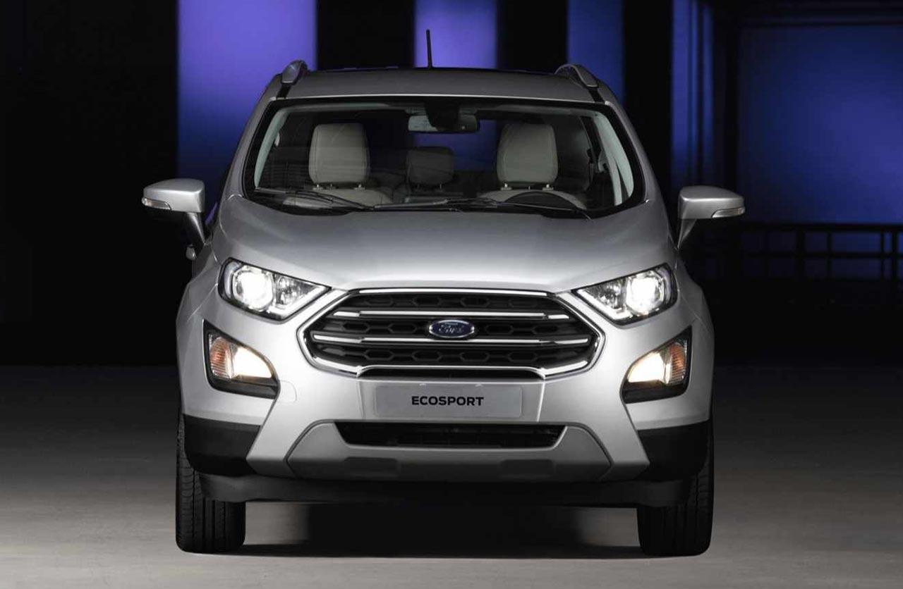 Ford EcoSport sin auxilio