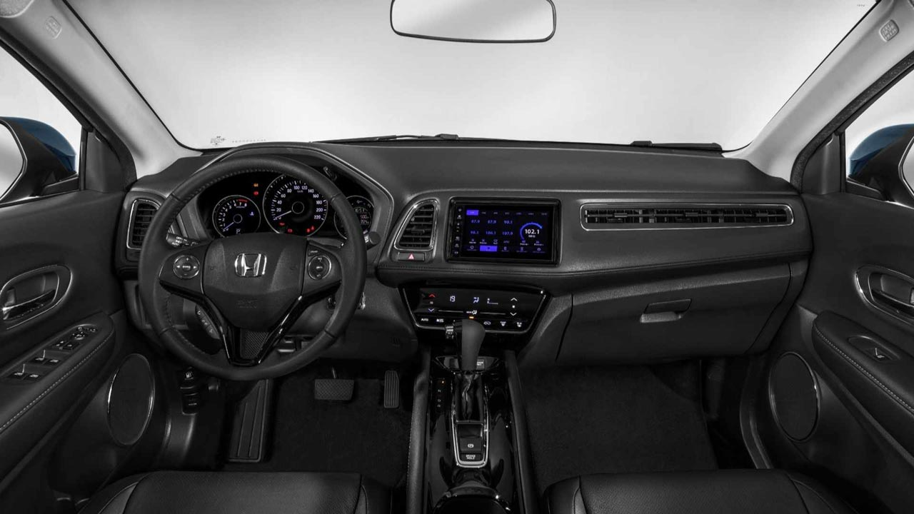 Interior Honda HR-V 2019
