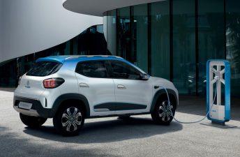 Renault avanza con el Kwid eléctrico y otros vehículos ecológicos