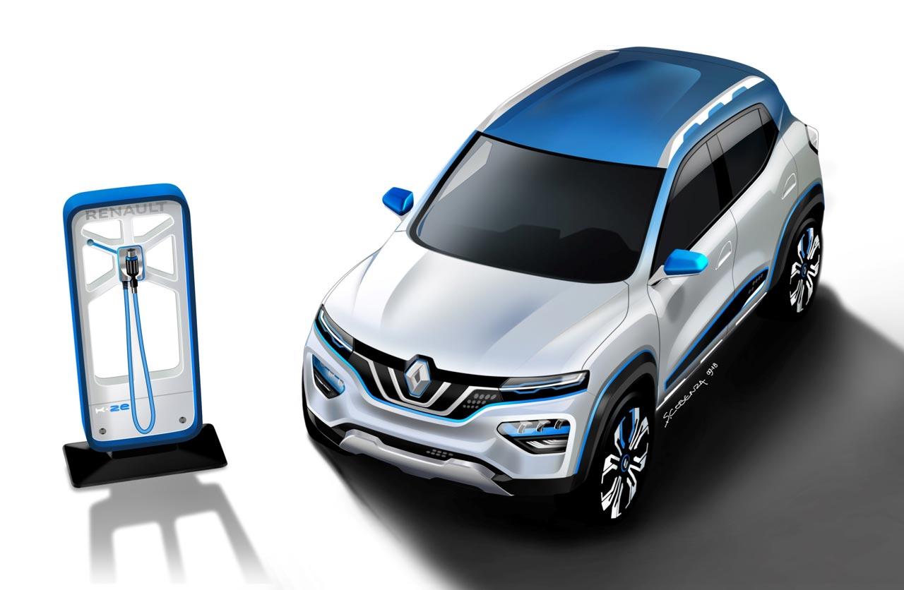 Renault Kwid eléctrico