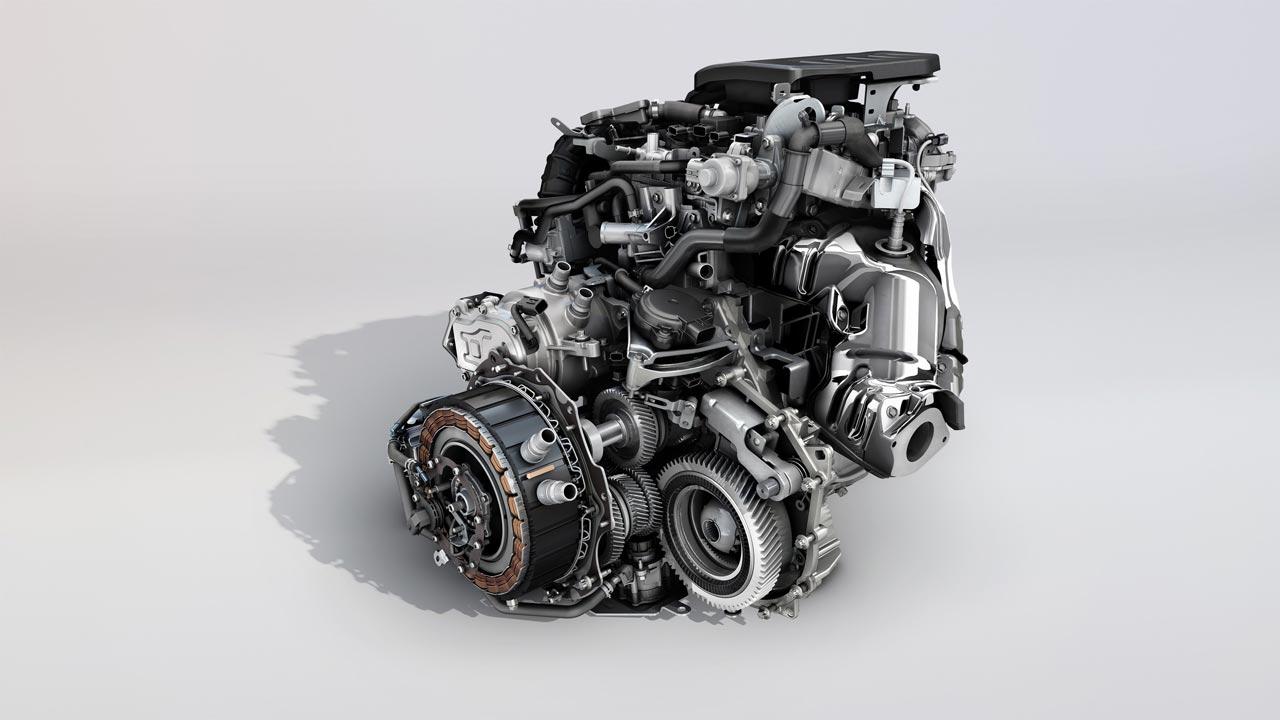 Motor Renault K-ZE (Kwid eléctrico)