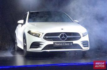 Mercedes-Benz lanzó el nuevo Clase A