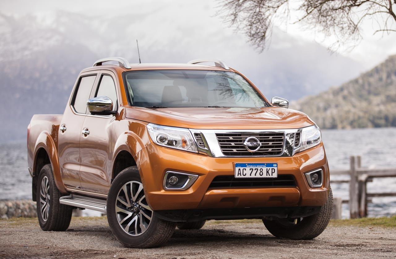 Nissan lanzó la Frontier argentina