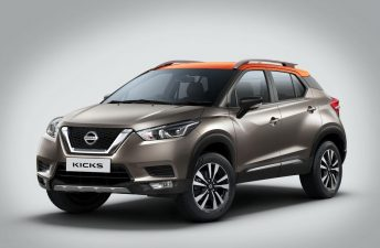 Hay un nuevo Nissan Kicks