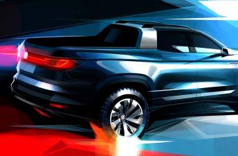Volkswagen mostrará su pick up anti Toro en San Pablo