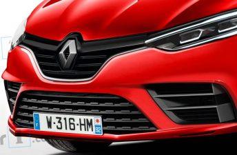 Anticipan el diseño del próximo Renault Clio