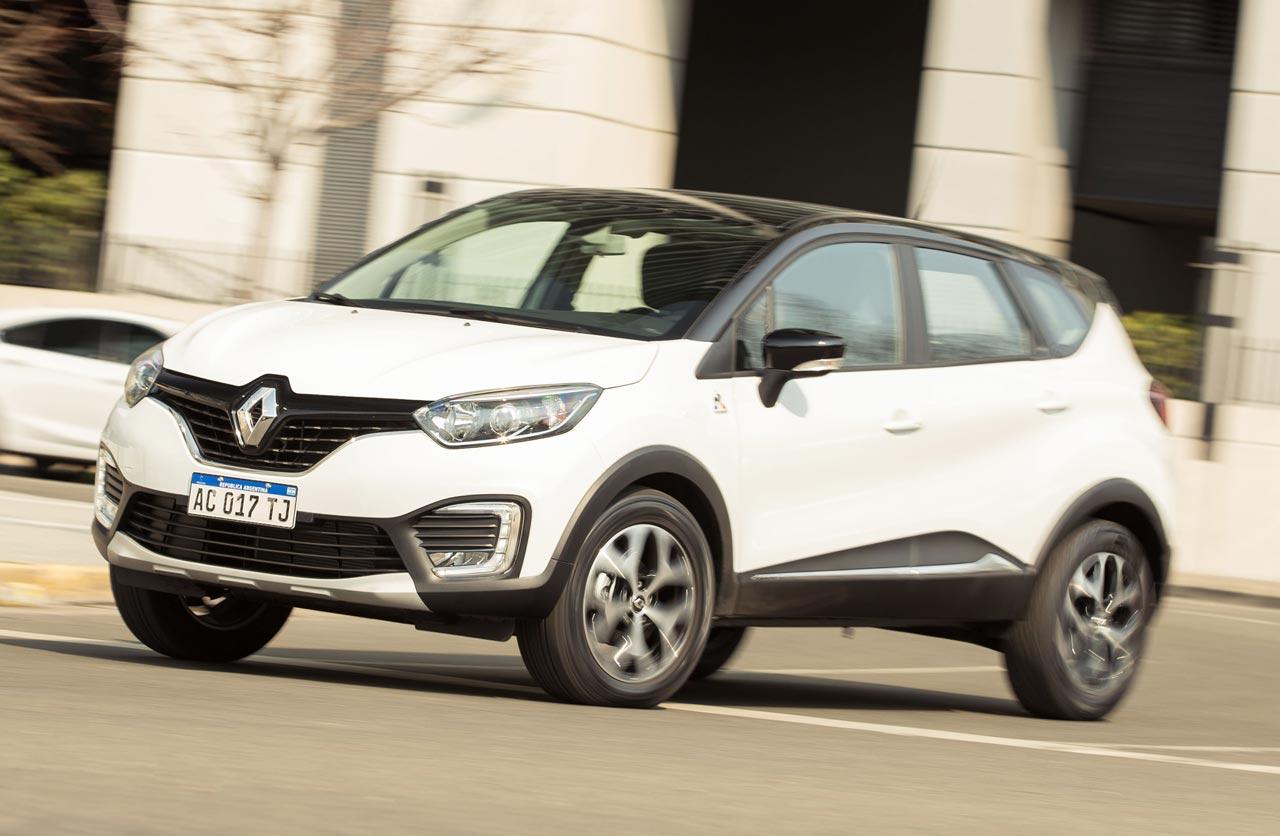 Renault Captur Le Coc Sportif