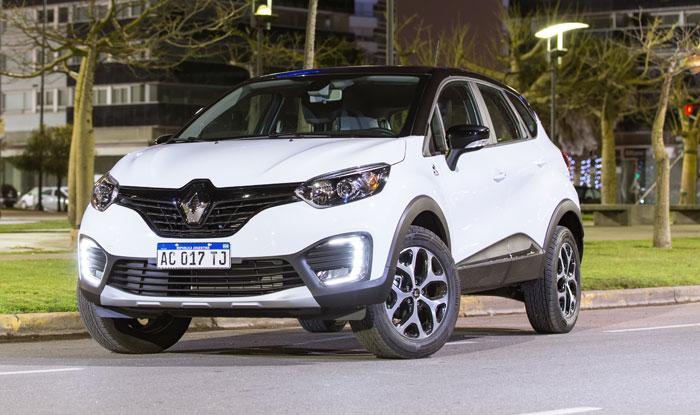 Renault Captur, con serie limitada Le Coc Sportif