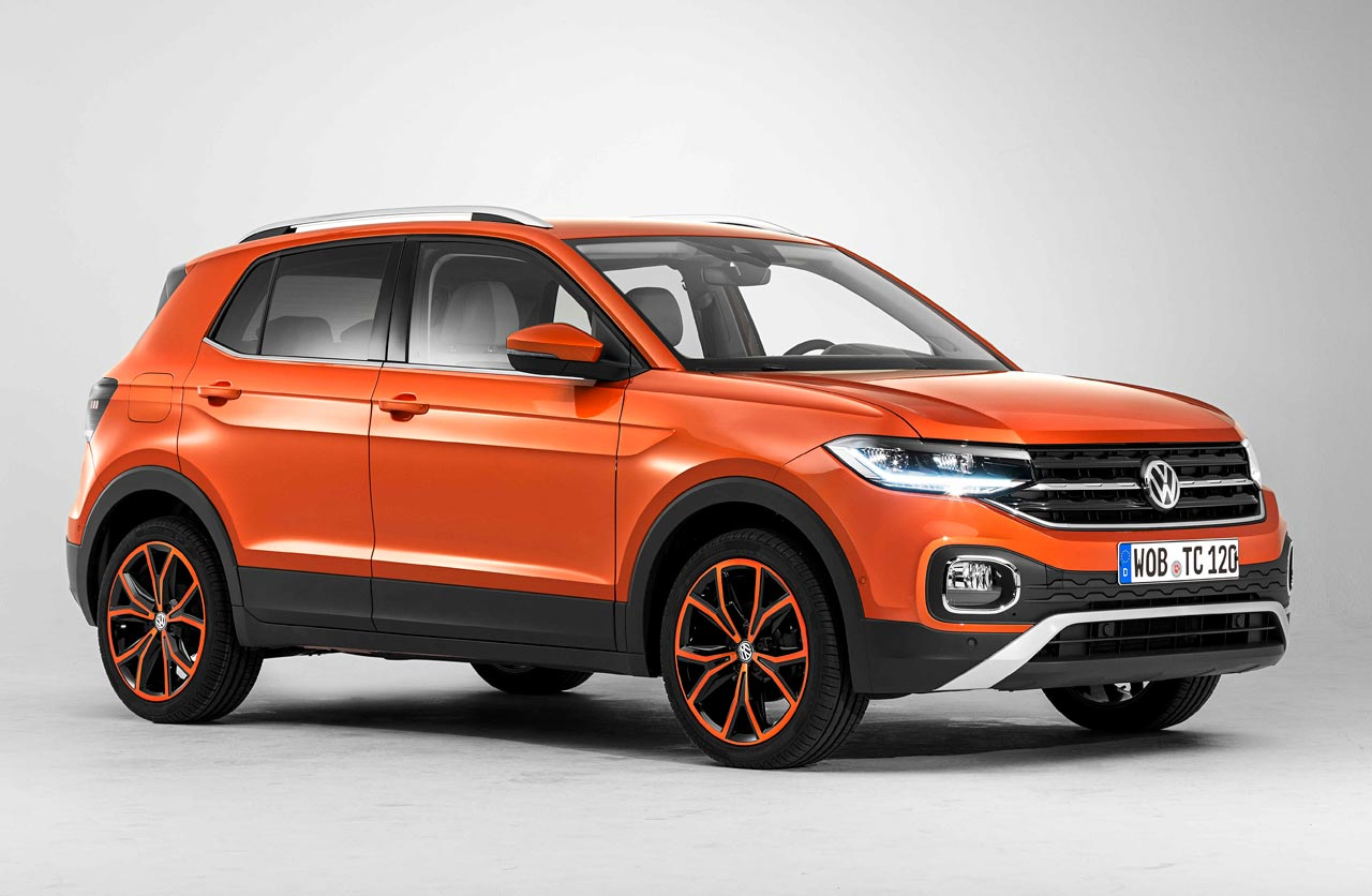 Volkswagen T-Cross europeo