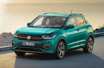 Cómo es el Volkswagen T-Cross para Europa