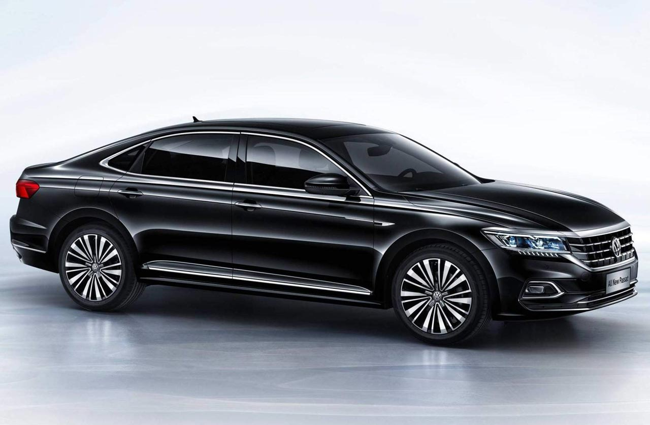 Hay un nuevo Volkswagen Passat