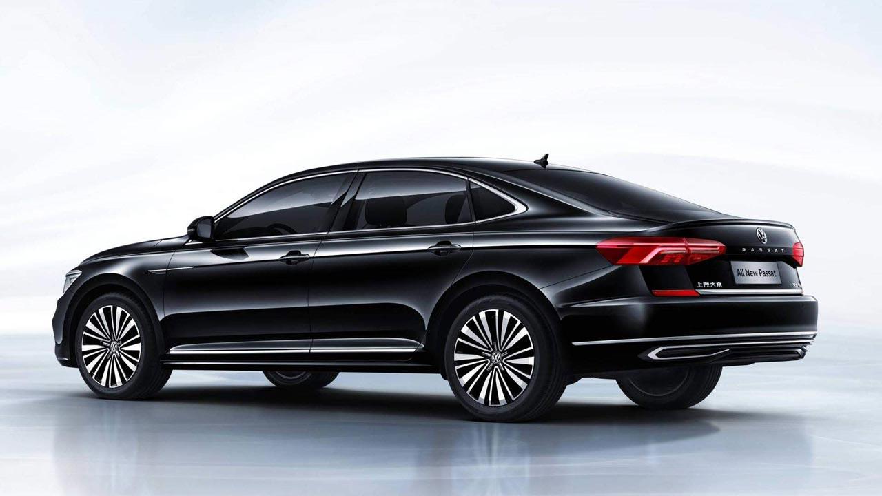 Volkswagen Passat 2018 China