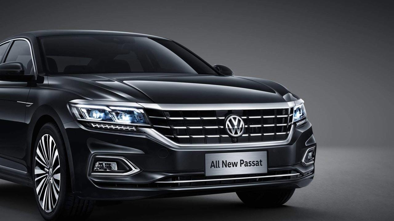 Nuevo Volkswagen Passat 2018 China