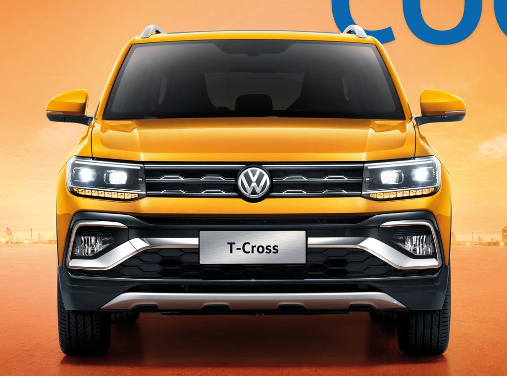 Volkswagen T-Cross China