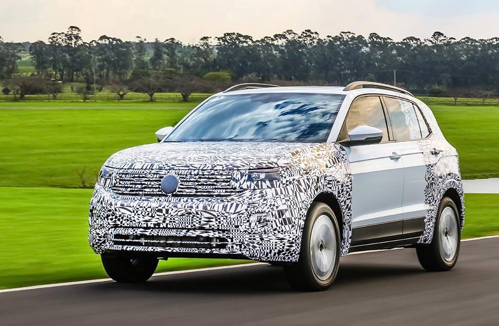 Más detalles sobre el Volkswagen T-Cross regional