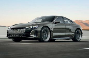 Audi e-tron GT, el futuro eléctrico de los anillos