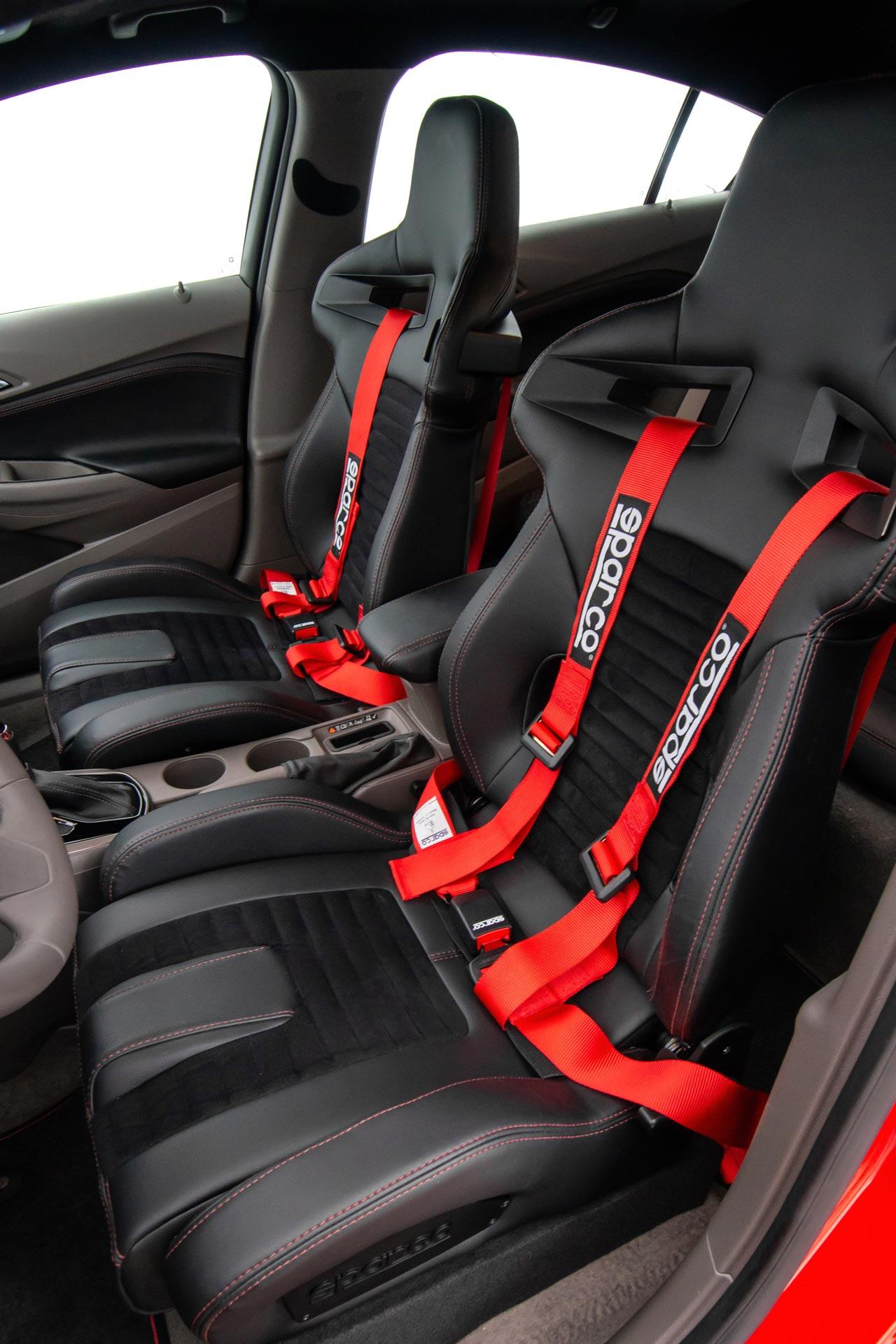 Interior Chevrolet Cruze Sport6 SS