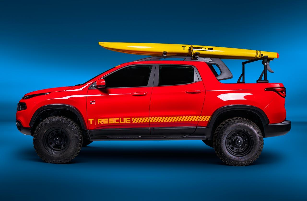 Fiat Toro Rescue