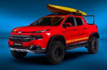 Rescue: la espectacular Fiat Toro de rescate