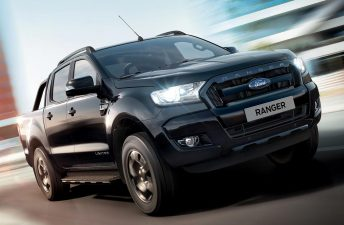 Ford lanzó la Ranger Black Edition