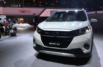 Nuevo SUV: la Honda WR-V llega en diciembre