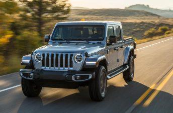 Jeep presentó la nueva Gladiator