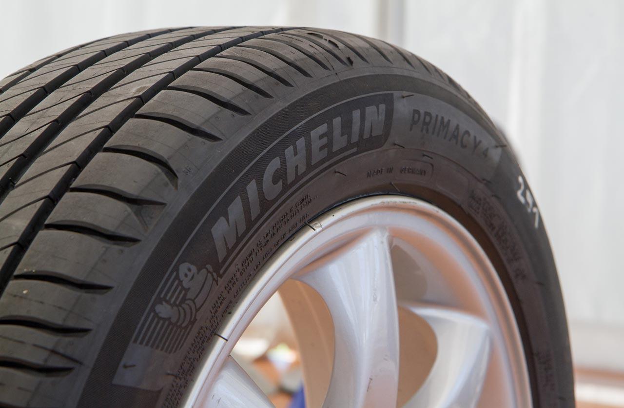 Michelin presentó Primacy 4, el más seguro