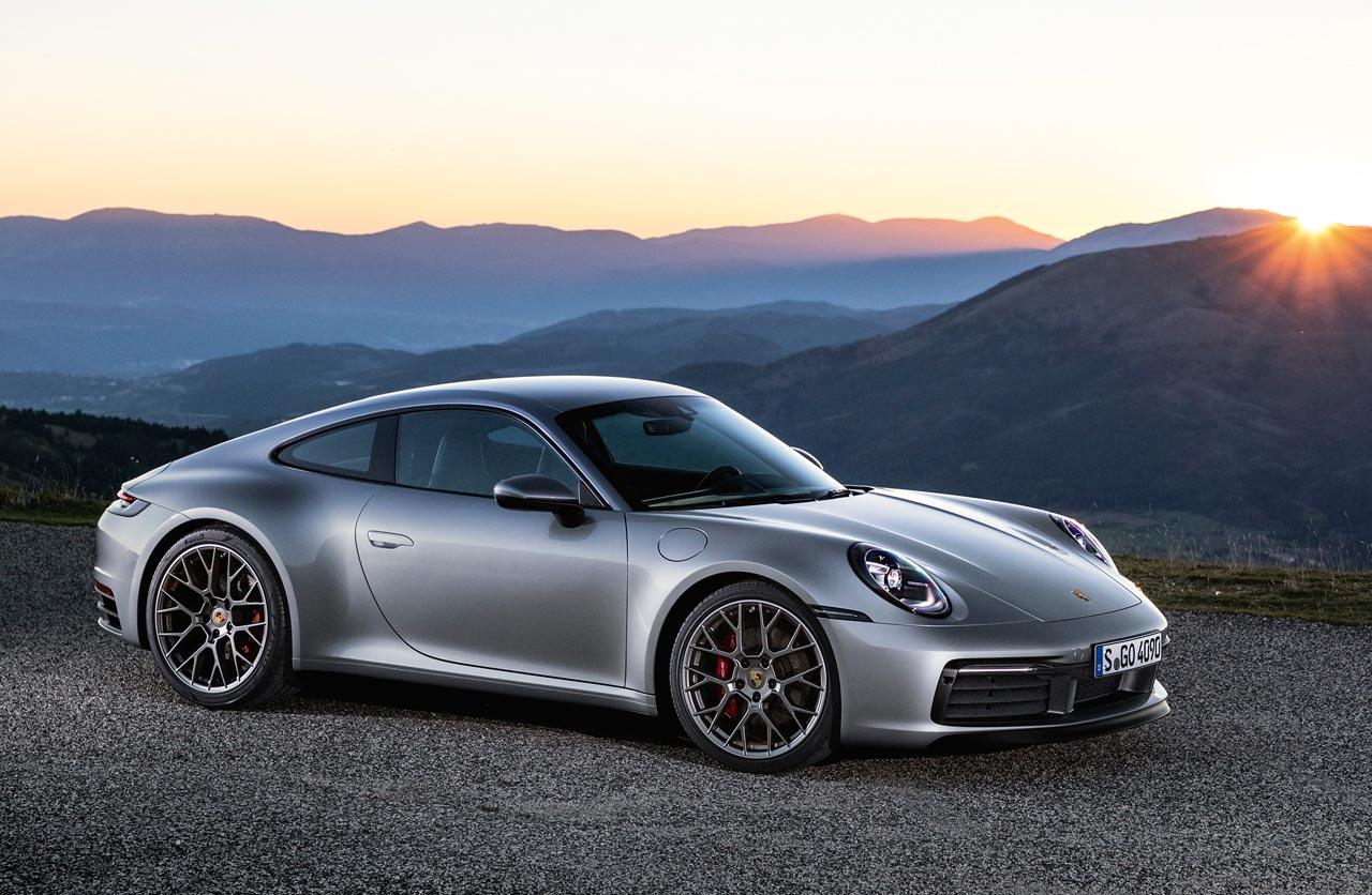 Así es la nueva generación del Porsche 911 (992)