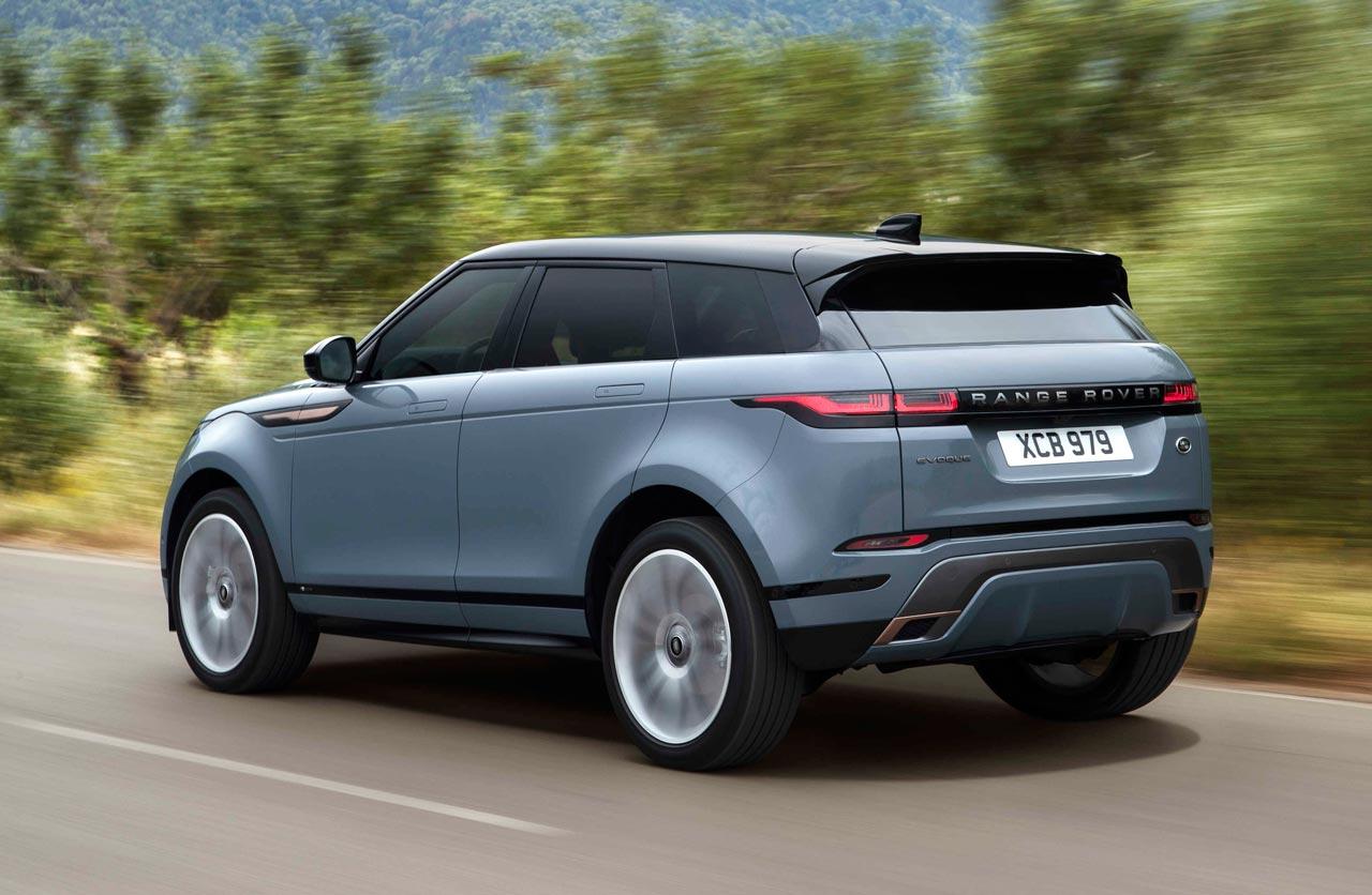 2021 Range Rover Evoque Xl Overview