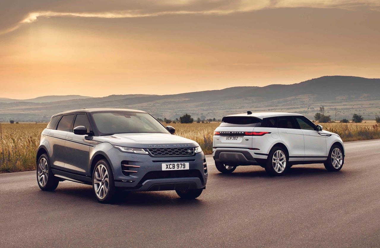 Nuevo Range Rover Evoque 2019 (segunda generación)