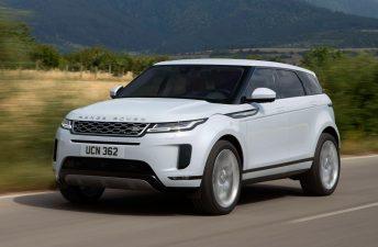 Nueva generación para el Range Rover Evoque