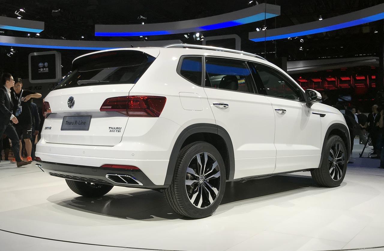 Volkswagen Tharu R-Line