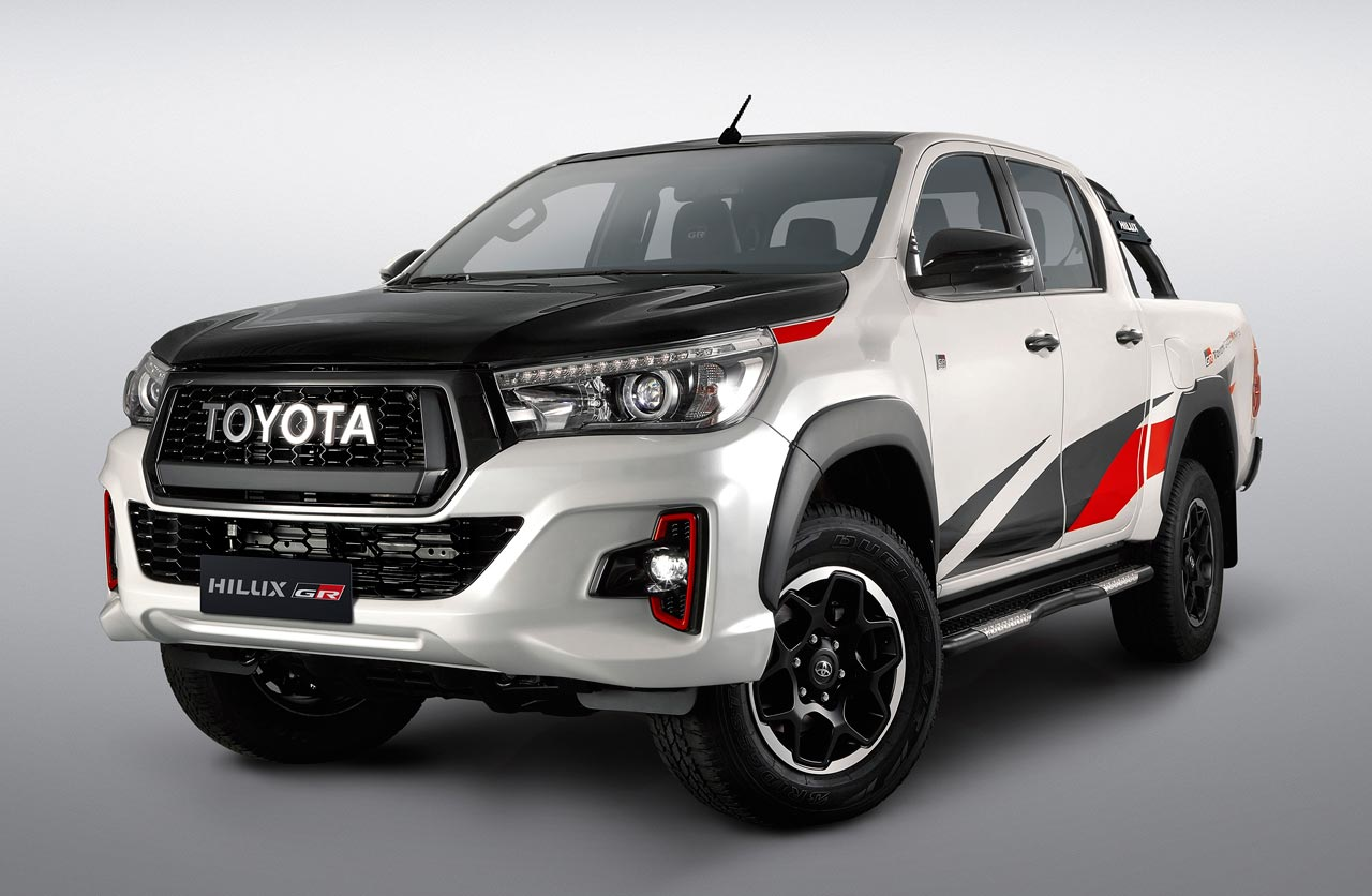 Toyota Hilux GR Sport, la más off road