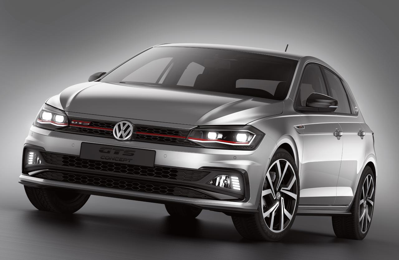 Volkswagen presentó los Polo y Virtus GTS
