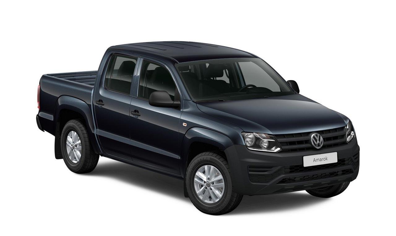 Volkswagen Amarok Trendline Cabina Doble