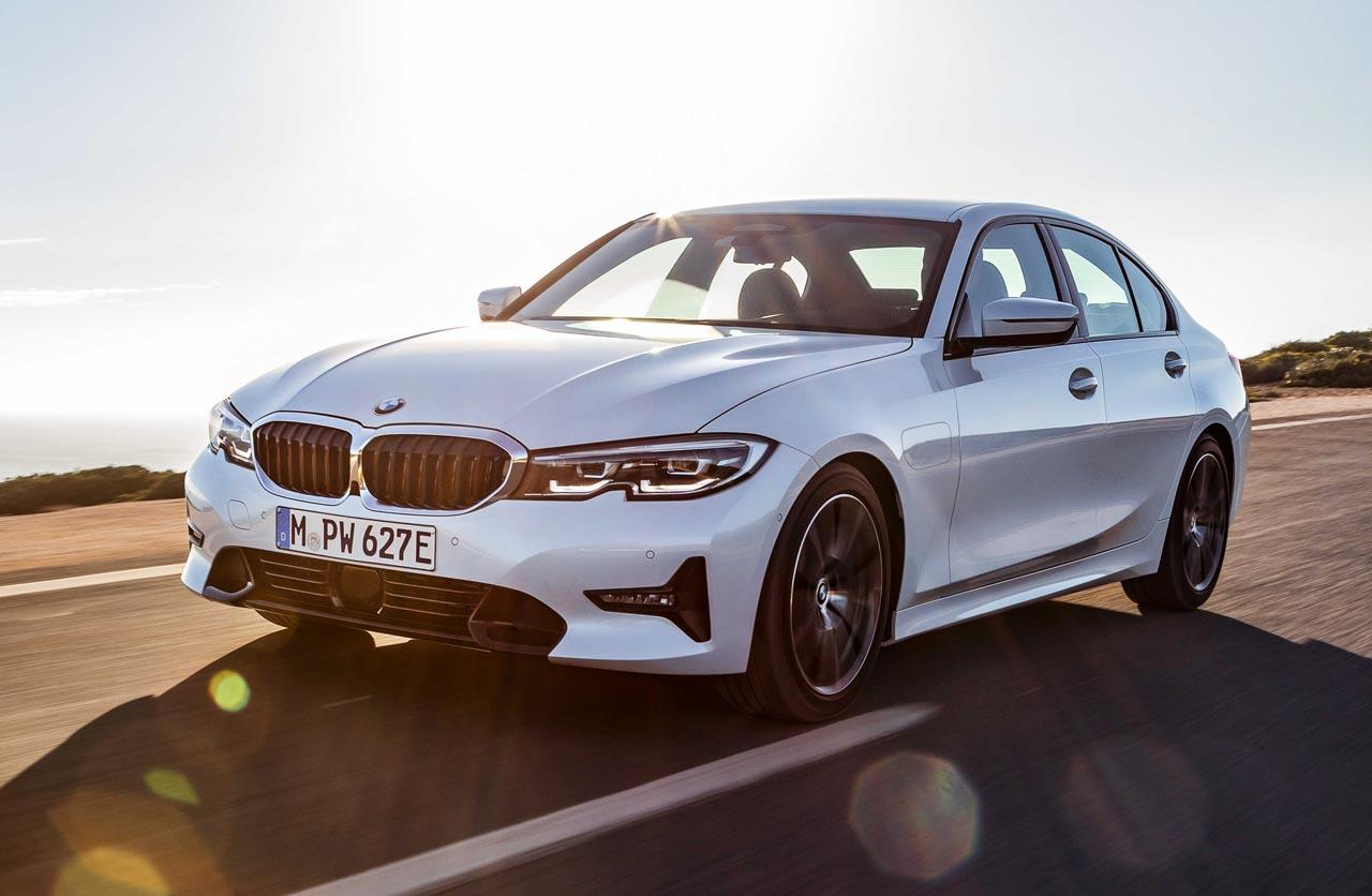 El nuevo BMW Serie 3 sumó la versión híbrida plug-in