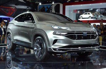 Fastback, el futuro del diseño de Fiat con forma de SUV coupé
