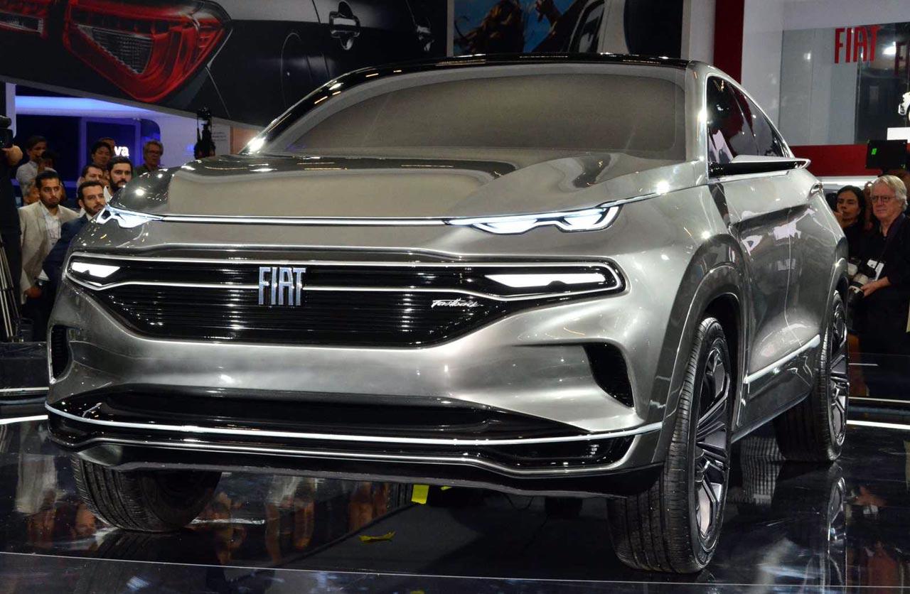 "Finalmente, Fiat tendrá su ""Toro SUV"""